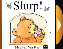 Filippodegasperi.it Slurp! Libro pop-up. Ediz. illustrata Image