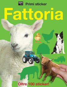 Camfeed.it Fattoria. Primi sticker. Con adesivi Image