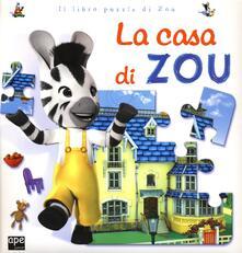 Equilibrifestival.it La casa di Zou. Libro puzzle Image
