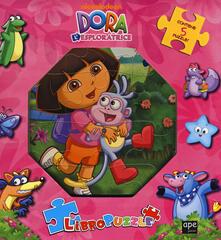 Promoartpalermo.it Dora l'esploratrice. Ediz. illustrata. Con 5 puzzle Image
