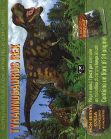 Cocktaillab.it Tyrannosaurus Rex. Con gadget Image