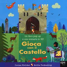 Radiospeed.it Gioca con il castello. Libro pop-up Image