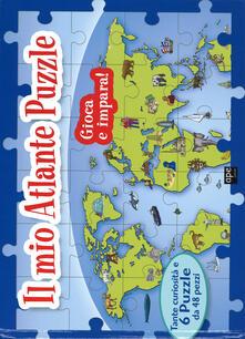 Antondemarirreguera.es Il mio atlante puzzle. Libro puzzle Image