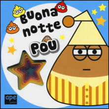 Squillogame.it Buona notte Pou. Ediz. illustrata Image