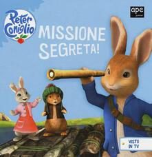 Voluntariadobaleares2014.es Missione segreta! Peter Coniglio Image