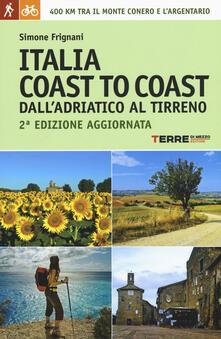 Voluntariadobaleares2014.es Italia coast to coast dall'Adriatico al Tirreno. 400 km tra il monte Conero e l'Argentario Image