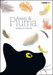 Amici di piuma - Isabelle Simler - copertina