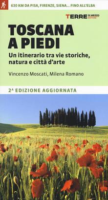 Antondemarirreguera.es Toscana a piedi. Un itinerario tra vie storiche, natura e città d'arte Image