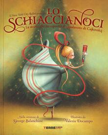 Lo Schiaccianoci. Ediz. a colori - George Balanchine - copertina
