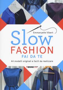 Daddyswing.es Slow fashion fai da te. 44 modelli originali e facili da realizzare Image