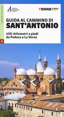 Promoartpalermo.it Guida al cammino di Sant'Antonio. 430 chilometri a piedi da Padova a La Verna Image