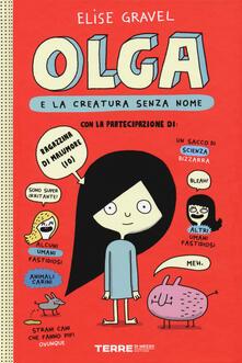 Steamcon.it Olga e la creatura senza nome. Vol. 1 Image