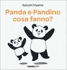 Milanospringparade.it Panda e Pandino cosa fanno? Ediz. a colori Image