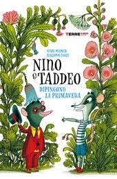 Copertina  Nino & Taddeo dipingono la primavera