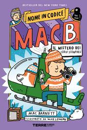 Copertina  Nome in codice MAC B. : il mistero dei corvi scomparsi