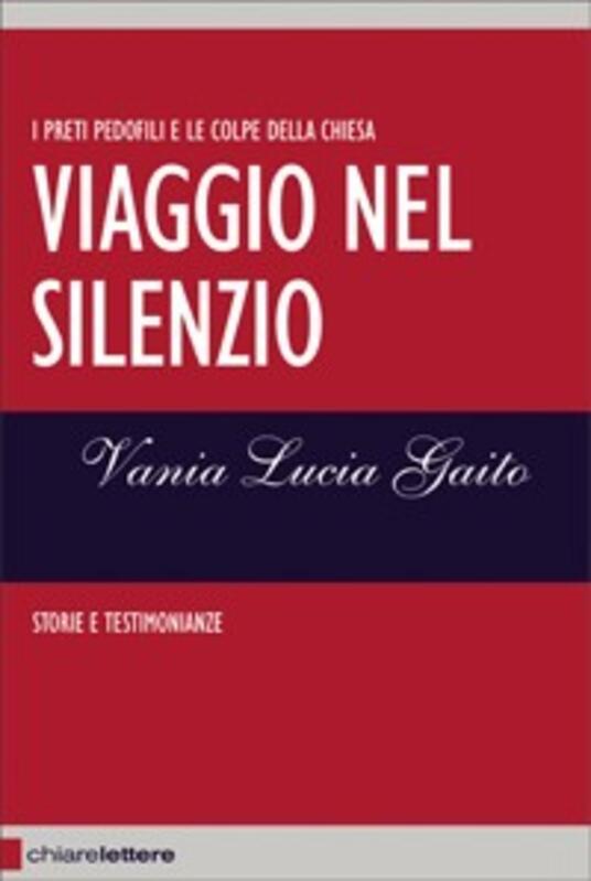 Viaggio nel silenzio - Vania Lucia Gaito - copertina