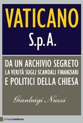 Vaticano Spa copertina