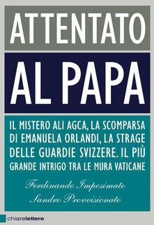 Promoartpalermo.it Attentato al Papa Image