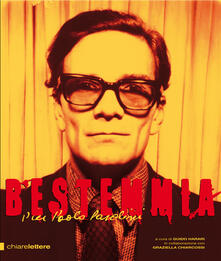 Ipabsantonioabatetrino.it Bestemmia. Pier Paolo Pasolini. Ediz. illustrata Image