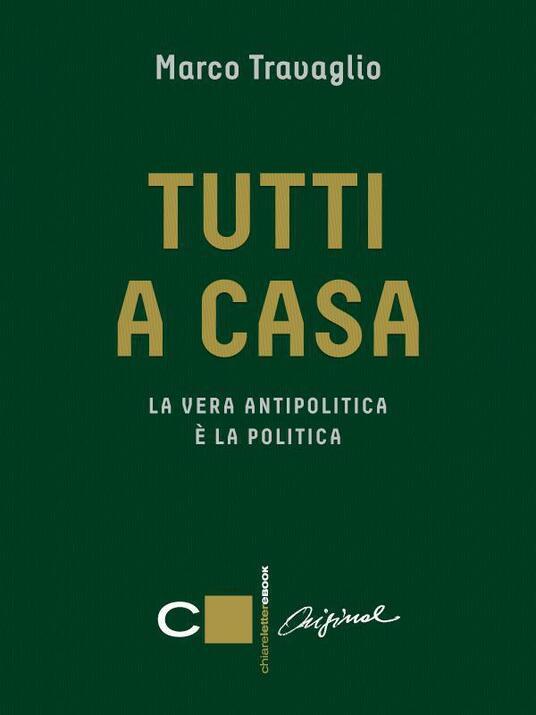 Tutti a casa - Marco Travaglio - ebook