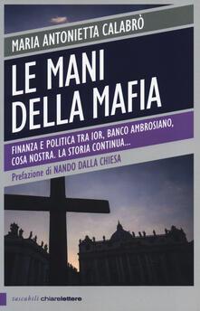 Voluntariadobaleares2014.es Le mani della mafia Image
