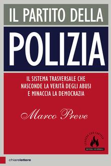 Il partito della polizia - Marco Preve - ebook