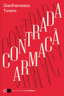 Contrada Armacà - Gianfrancesco Turano - ebook