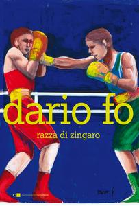 Ebook Razza di zingaro Fo, Dario