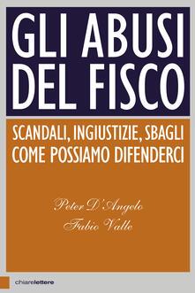 Daddyswing.es Gli abusi del Fisco. Scandali, ingiustizie, sbagli. Come possiamo difenderci Image