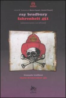 Fahrenheit 451-Diario di Fahrenheit 451 - Ray Bradbury,François Truffaut - copertina