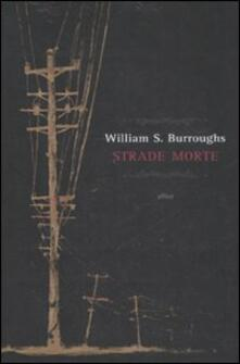 Strade morte - William Burroughs - copertina