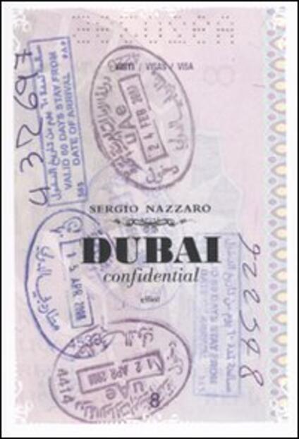 Dubai confidential - Sergio Nazzaro - copertina