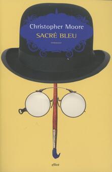 Sacré bleu - Christopher Moore - copertina