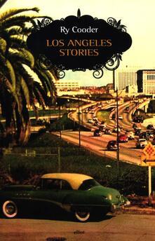 Los Angeles stories - Ry Cooder - copertina