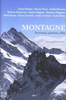 Antondemarirreguera.es Montagne. Avventura, passione, sfida Image