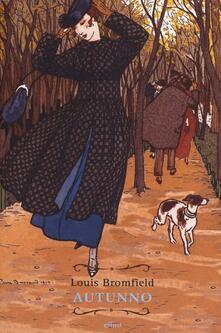 Autunno - Louis Bromfield - copertina