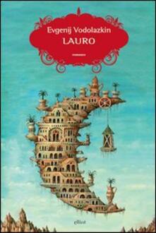 Lauro - Evgenij Vodolazkin - copertina