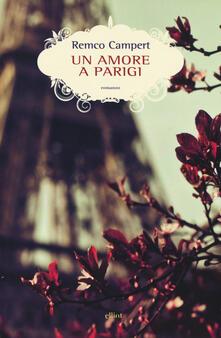 Un amore a Parigi - Remco Campert - copertina