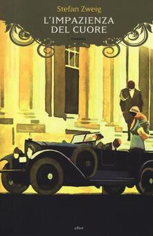 L' impazienza del cuore - Stefan Zweig - copertina