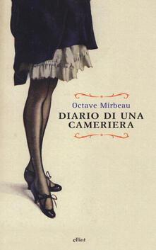 Diario di una cameriera - Octave Mirbeau - copertina