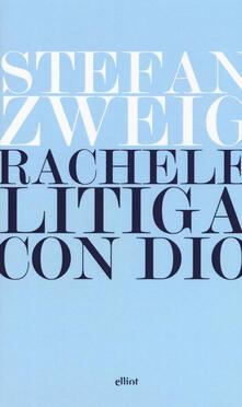 Tegliowinterrun.it Rachele litiga con Dio Image