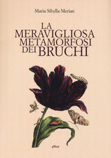 Libro La meravigliosa metamorfosi dei bruchi M. Sibylla Merian
