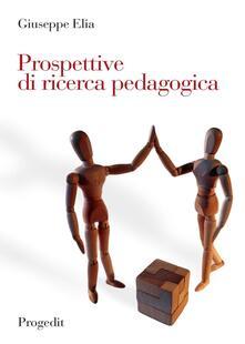 Tegliowinterrun.it Prospettive di ricerca pedagogica Image
