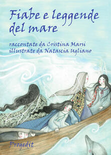 Fiabe e leggende del mare - Cristina Marsi - copertina