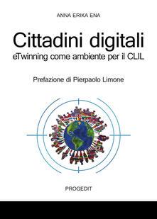 Lpgcsostenible.es Cittadini digitali. eTwinning come ambiente per il CLIL Image
