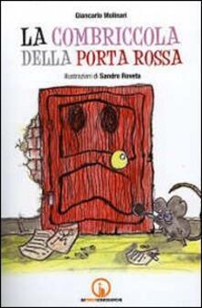 La combriccola della porta rossa - Giancarlo Molinari - copertina