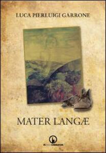 Mater langae