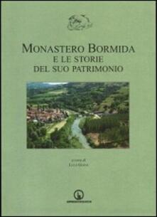 Monastero Bormida e il suo patrimonio - copertina
