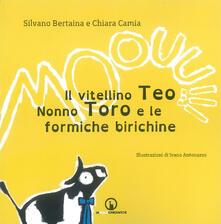 Lpgcsostenible.es Il vitellino Teo, nonno Toro e le formiche birichine Image