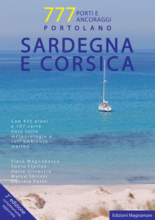Mercatinidinataletorino.it Sardegna e Corsica. Portolano. 777 porti e ancoraggi Image